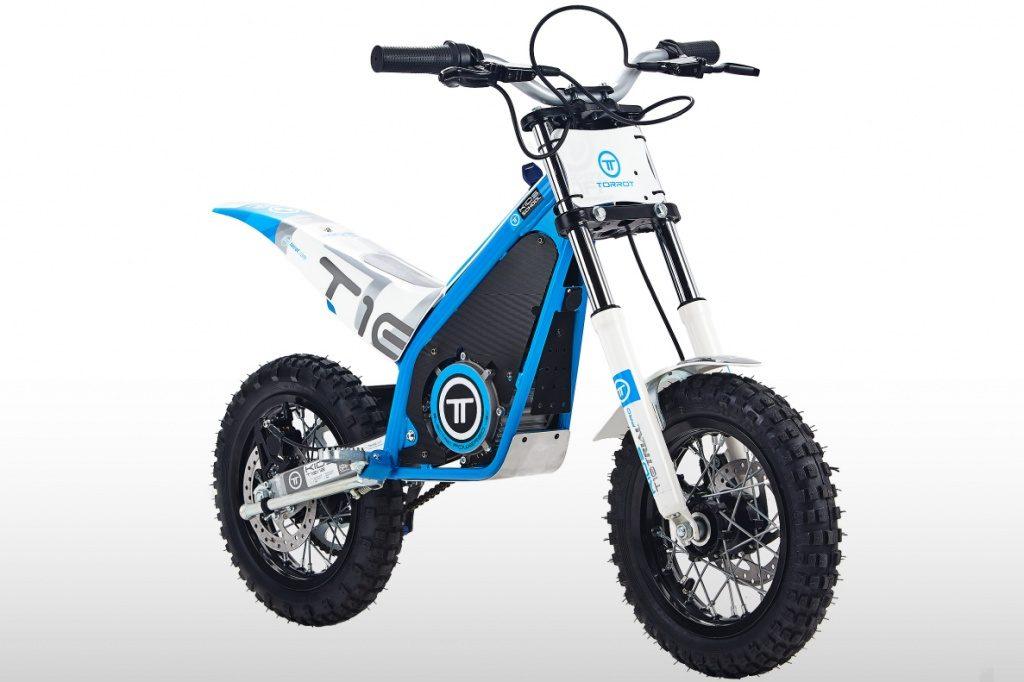 T10, torrot eletric, etrial, e-Trial, Trial Kinder, kindertrial,