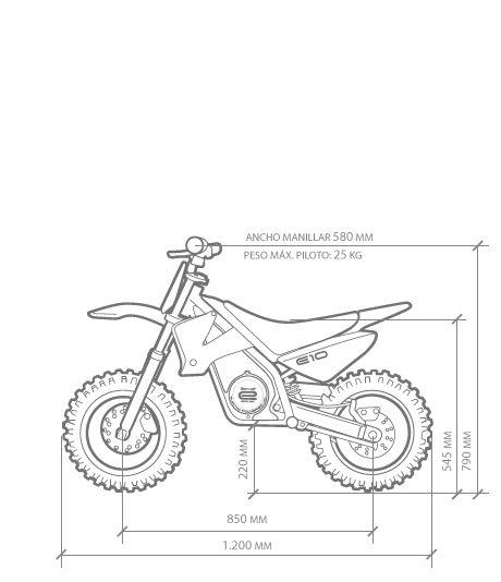Torrot E10 Technische Details