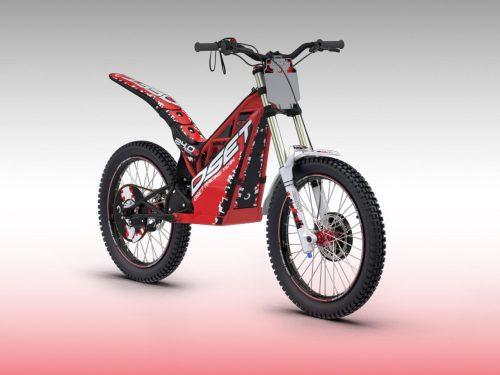 Oset Bike 24.0 Racing 2018