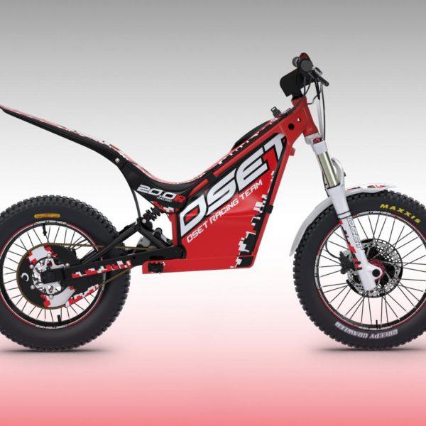 Oset Bike 20.0 Racing 2018
