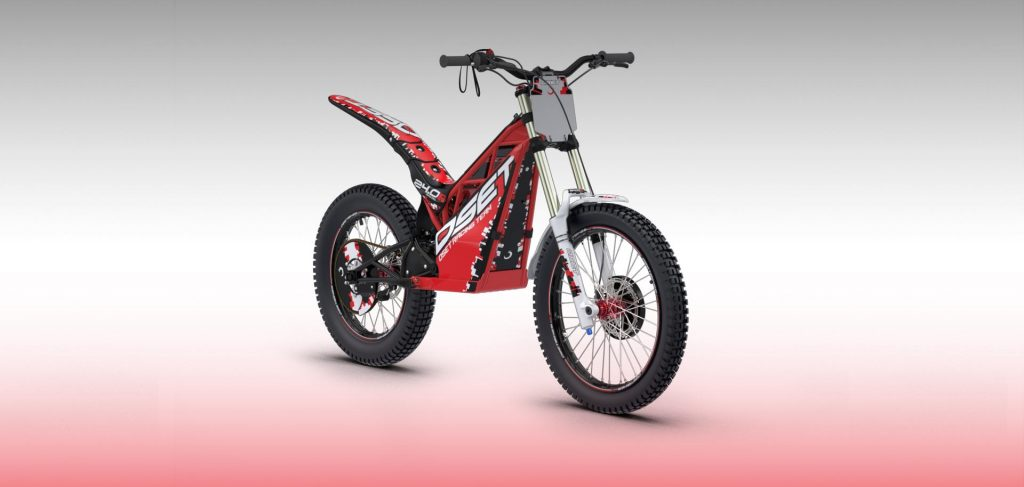 Oset Bike 24.0 Racing Junior 2018