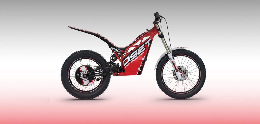 Oset Bike 24.0 Racing Junior 2018